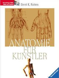 Buch - Anatomie für Künstler