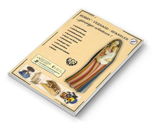 Katalog Hobbyversand Spangler
