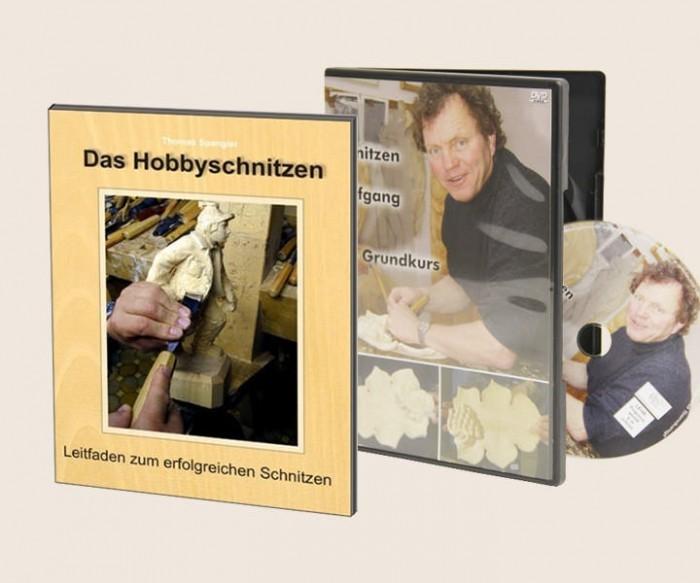 DVD Buch Hobbyschnitzen