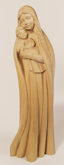 gefräste Holzfigur