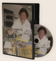Cover Mixtion Vergoldung