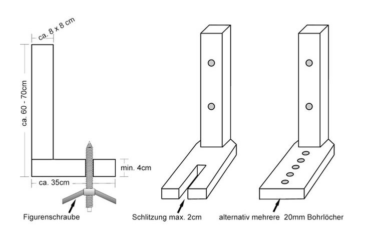 holzwinkel produktanleitung. Black Bedroom Furniture Sets. Home Design Ideas